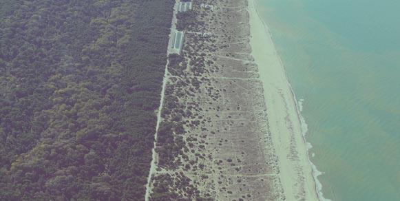 Spiagge e natura