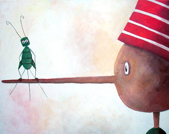 Collodi e il parco di Pinocchio